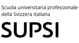 SUPSI - Centro Documentazione e Ricerca sulle Migrazioni