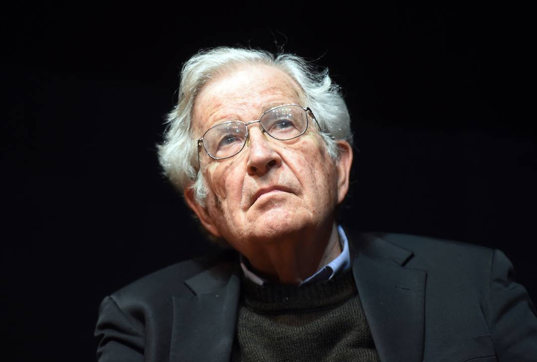 Happy Birthday Dr. Chomsky