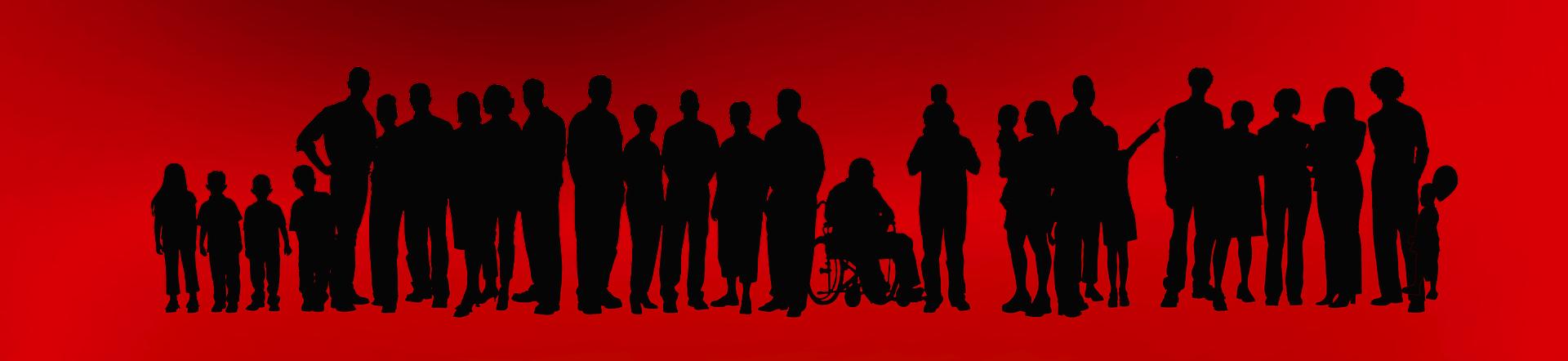 Canton Ticino, Famiglie e handicap