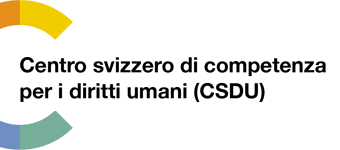 Settore tematico Polizia e giustizia del CSDU
