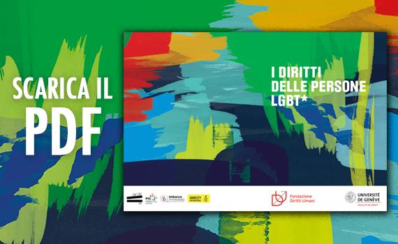 Brochure: I Diritti delle persone LGBT* 1