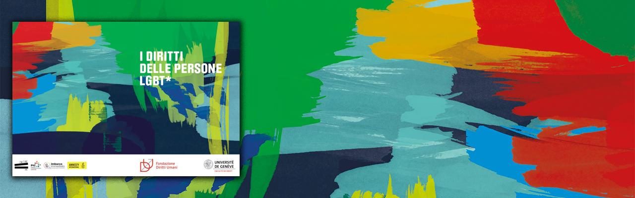 Brochure: I Diritti delle persone LGBT* 2
