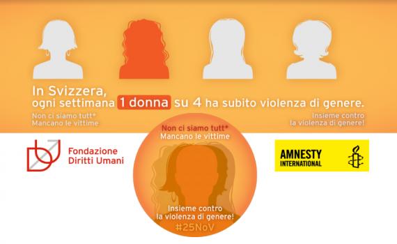 16 giorni di attivismo contro la violenza di genere 25 novembre – 10 dicembre 2020 2