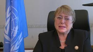 Il messaggio dell'Alto Commissario delle Nazioni Unite per i Diritti Umani, Michelle Bachelet, in occasione della Giornata dei Diritti Umani 2020 1