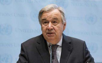 Messaggio del Segretario Generale per la Giornata Mondiale dei Diritti Umani 2020