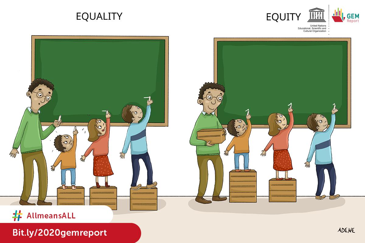 L'inclusione nell'educazione è prima di tutto un processo 1