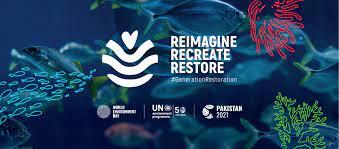 Giornata Mondiale dell'Ambiente 2021: serve un'azione urgente per il ripristino dell'ecosistema